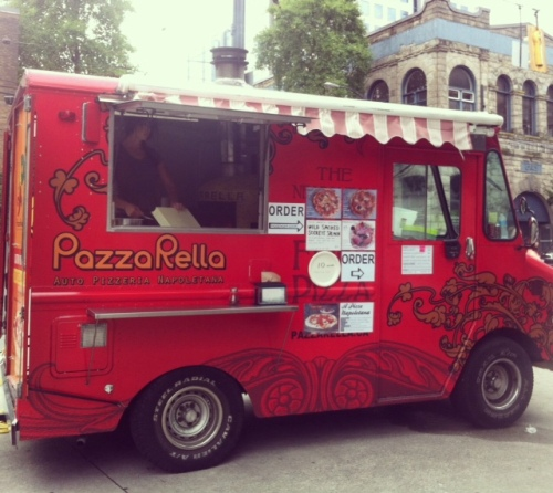 PazzaRella Truck