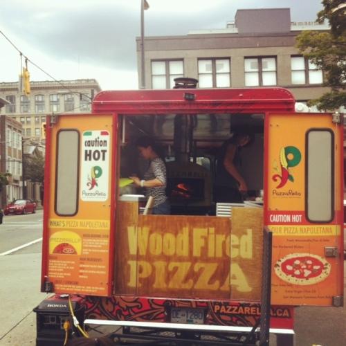 PazzaRella Truck Back
